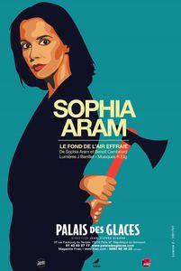 Sophia Aram - Le fond de l'air effraie