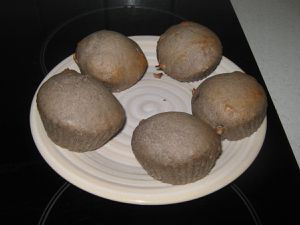 MUFFINS POUR BEBE