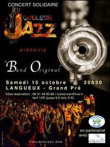 Concert de couleur Jazz J-4 : Encore quelques places !