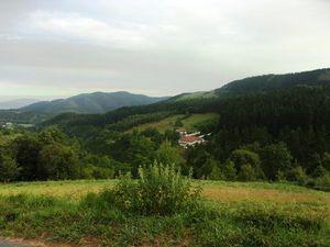 Très beau paysage.