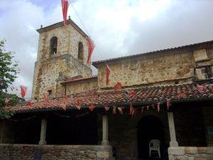 Eglise de la Magdalena.