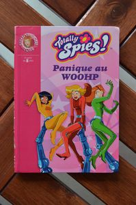 Livres enfants Totally Spies