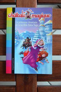 Livres enfants Le Château magique