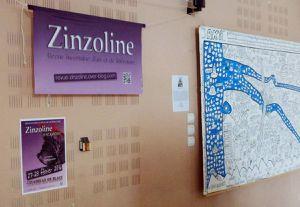Zinzoline partenaire de P2J