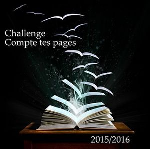 Challenge compte tes pages 2015/2016