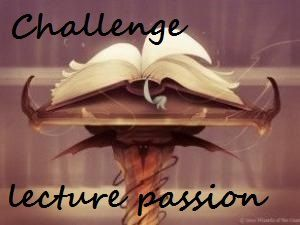 Challenge lecture passion