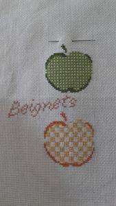 SAL Les pommes de Lilipoints #4