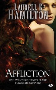 Anita Blake T22 Affliction