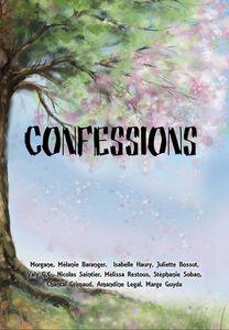 Confessions - 2e recueil Entrou'vert