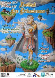 Gabrielle Raphaelle Wolf au Festival Les Lithaniennes les 20 et 21 juin !