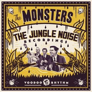 The Monsters - &quot&#x3B;the jungle noise recordings&quot&#x3B; (2016)