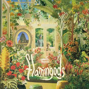 Flamingods - &quot&#x3B;majesty&quot&#x3B; (2016)