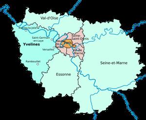 GRAND PARIS SEINE OISE - LA REFORME DES COLLECTIVITES LOCALES DANS LES YVELINES