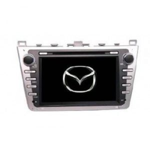 poste autoradio dvd gps mazda 6 apres 2008 avec cran tactile fonction bluetooth boutique. Black Bedroom Furniture Sets. Home Design Ideas