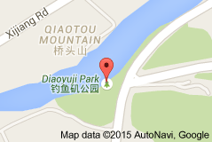 Yiwu Diaoyuji Park is a completely free open park