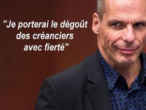 Accusé de trahir son pays,Yanis Varoufakis répond sur son Blog. Et c'est cinglant.