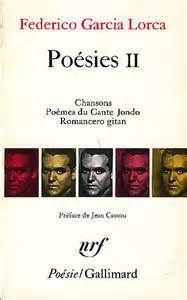 Poésies II de Federico Garcia Lorca