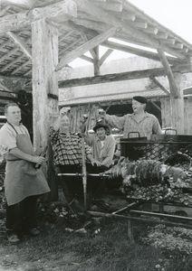 Cochon grillé et traditions - Dimanche 18 Septembre 2016