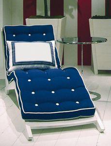 Coussin sur mesure pour transat chaises fauteuils et banquettes