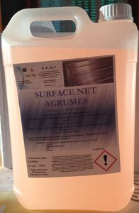 SURFACE NET  NETTOYANT MULTISURFACES