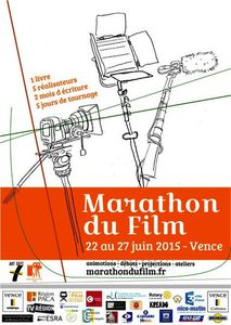 MARATHON DU FILM 2015 - VENCE