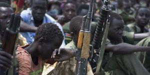 Centrafrique : des milices anti-balaka libèrent 163 enfants-soldats