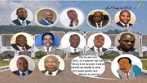 ELECTIONS PRESIDENTIELLES EN CENTRAFRIQUE: JE L'AVAIS PREVU!