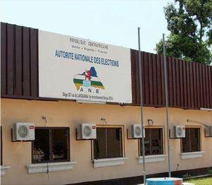 LE MATERIEL ELECTORAL EST ARRIVE, LES CENTRAFRICAINS DE FRANCE VOTERONT