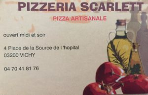 Pizzeria Scarlett