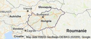 Hongrie en Europe