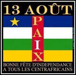 Indépendance Centrafrique