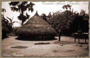Haut Mbomou - Village de brousse 1