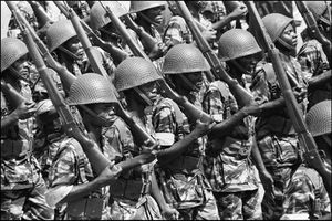 Centrafrique Armée