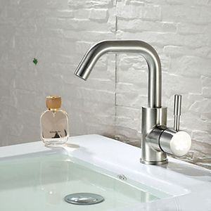 Perfect accent Brushed Nickel Bathroom Faucets to your bathroom