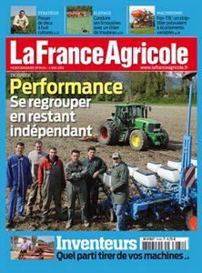 Bon anniversaire la France agricole !