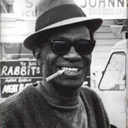 "Sam ""Lightnin'"" Hopkins (1912 - 1982)"