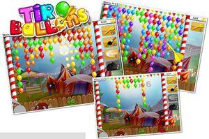Le jeu d'adresse Tir O Ballons