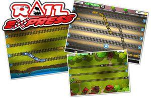 Le jeu en ligne Rail Express