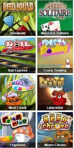 Les jeux gratuits de Prizee