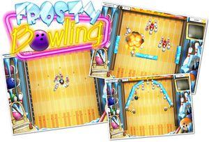 Le jeu en ligne Frosty Bowling