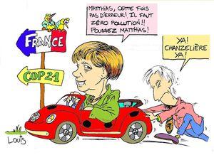 Angela et Matthias au secours de VW