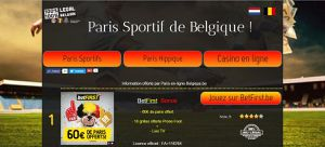 Les meilleurs site de présentation de bookmaker et de casino en ligne