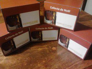 Des boites de collecte pour le Noël des enfants des rues de Douala
