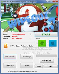 Wipeout 2 Hack