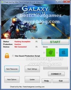 Galaxy Conquest 2 Hack