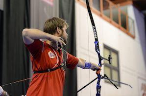 Lucas DANIEL, avec 582 points 6ème place provisoire