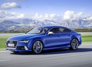 Audi RS 7 high performance version will debut in Los Angeles Auto Show