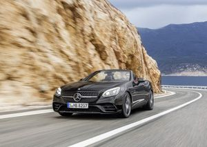 Mercedes-AMG SLC 43 official pictures released