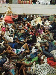 TRANSPORTES MARÍTIMO EN GUINEA ECUATORIAL.