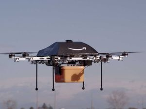 &quot&#x3B;You should expect your drone delivery in 20 mins&quot&#x3B;..